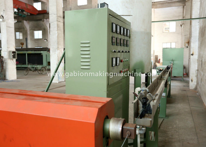 4kW PVC Coating Machine 2500mm X 60mm X 1600mm Output Stable For Civil Engineering