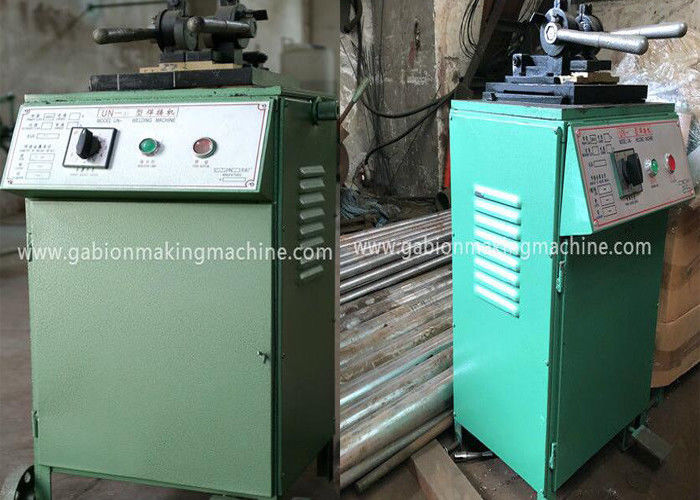 Automatic Butt Welding Equipment , Wire Butt Welder For For Iron Wire